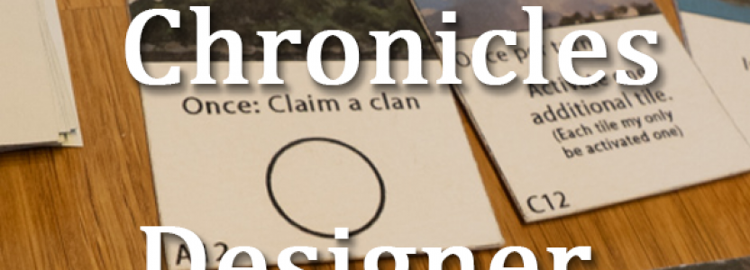 Glen More II: Chronicles – Designer Interview Teil II