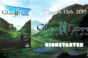 Glen More II: Chronicles Kickstarter Countdown startet