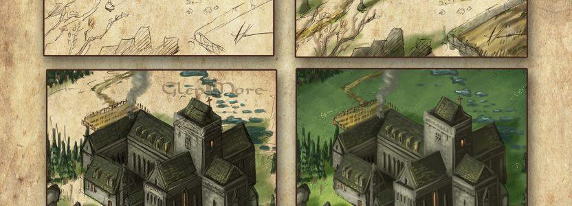 Hendrik Noack & die Kunst von Glen More II: Chronicles