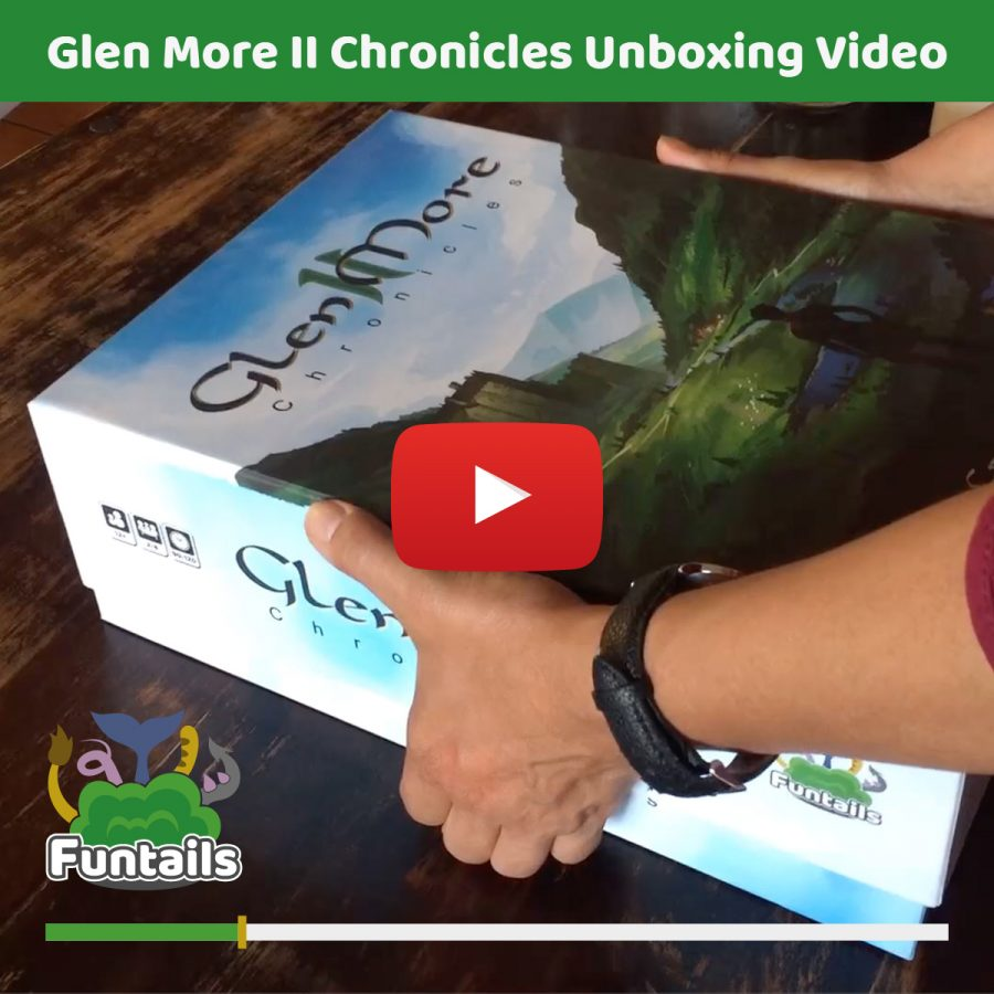 New footage from Glen More II Chronicles