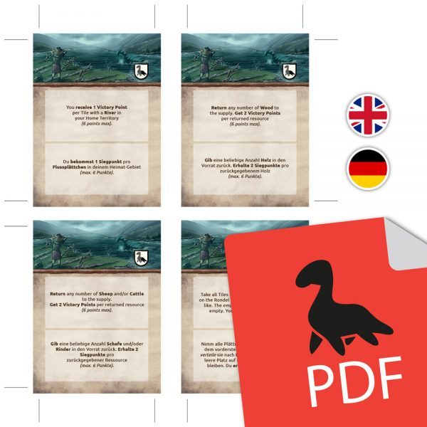 Nessie-Chronicle in German