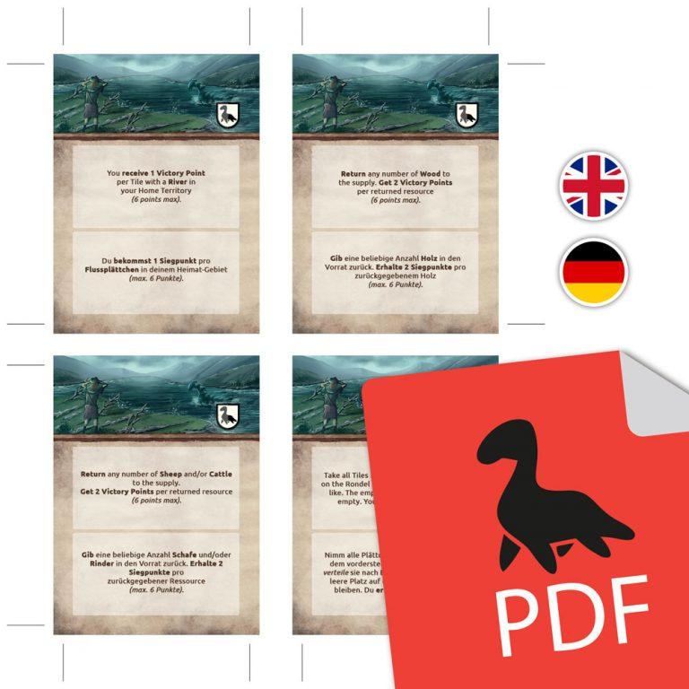 Nessie-Chronicle auf Deutsch