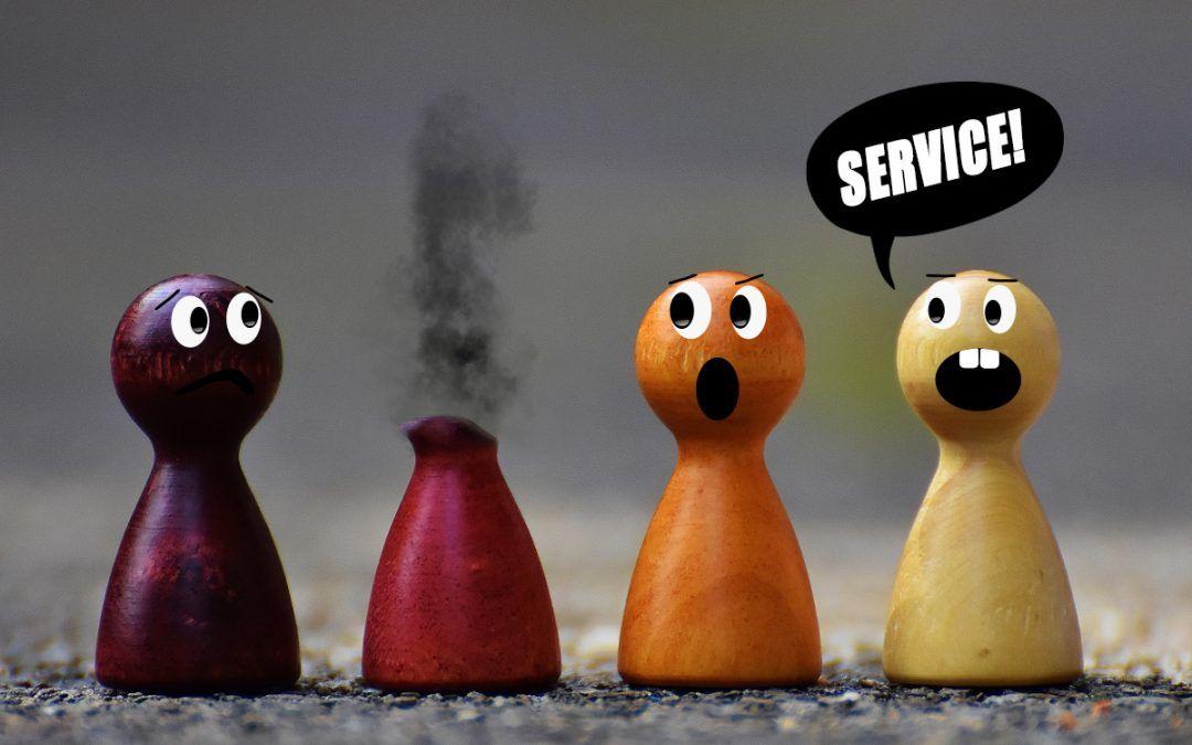 """SERVICE!"""