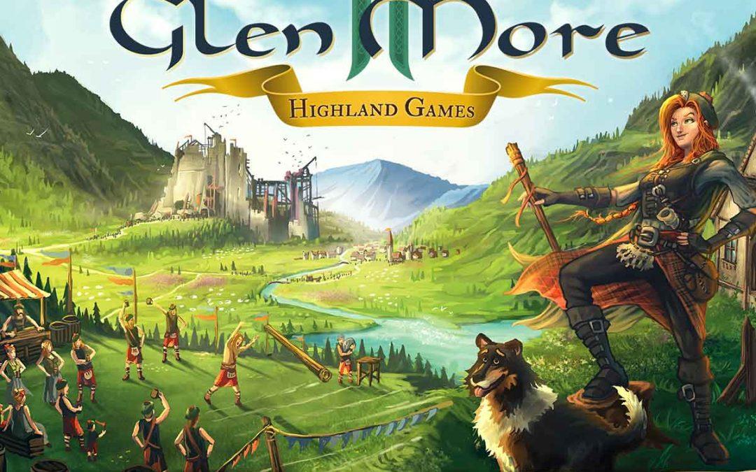 Glen More II: Highland Games Kickstarter Countdown