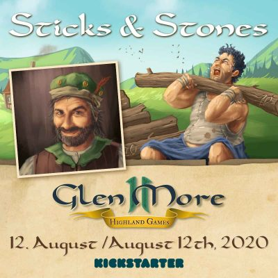 "The Highland Games in ""Sticks & Stones"""