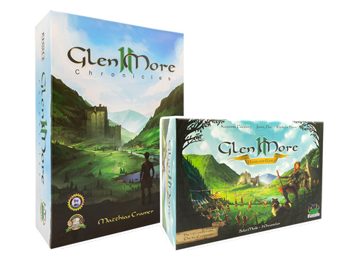 Funtails Products Glen More II