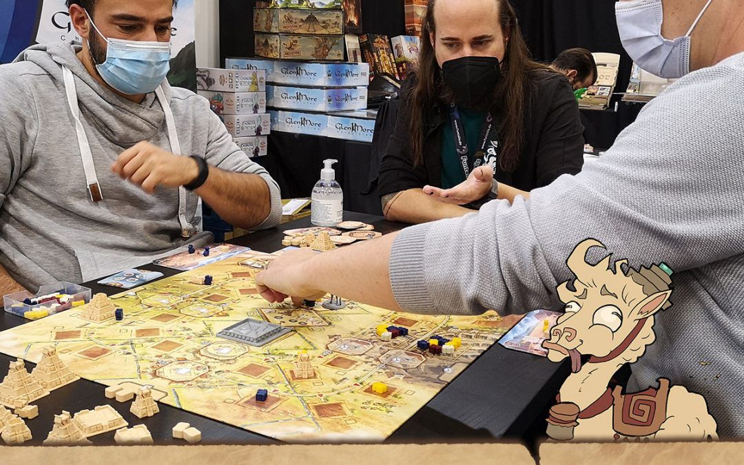 Our SPIEL'21 appearance was all about CARAL
