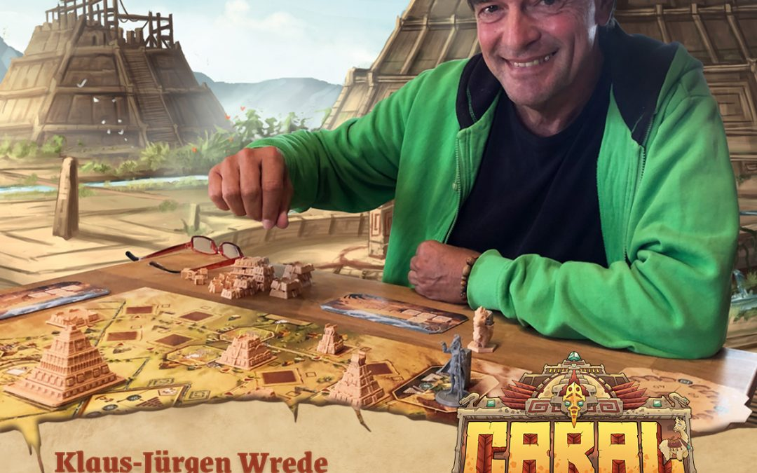 What ideas has Klaus-Jürgen implemented in Caral?
