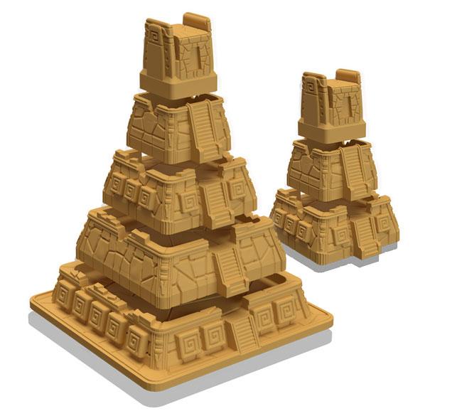 Caral 3D Pyramids Kickstarter