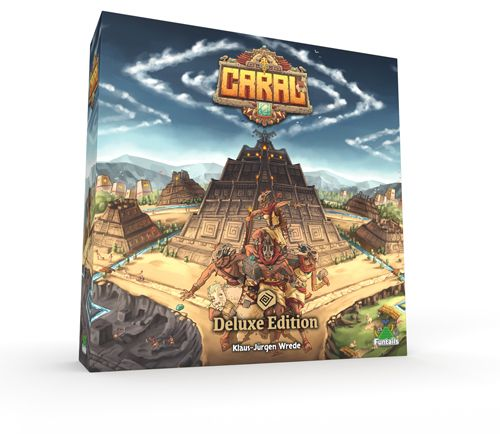 Caral Box Art Deluxe Cover